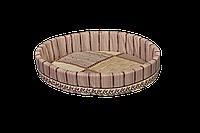 Лежак(лежанка) для домашних животных №1 Мур-Мяу Бежевый