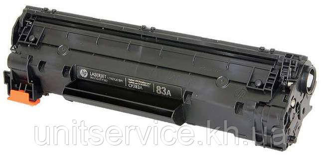 Картридж HP 83a CF283A для принтера HP LJ M125, M225, M225, M127, M127