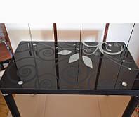 Кухонный стол Damar 80х60 черный