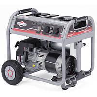 Однофазный бензиновый генератор BRIGGS & STRATTON ELITE 6250A (6,2 кВт)