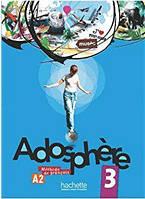 Adosphere : Niveau 3/ Livre de l'ele've + CD, фото 1