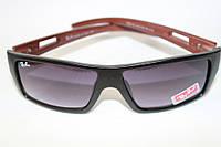 """Солнцезащитные очки Ray Ban Wayfarer узкие """" деревянные """" дужки"""