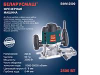 Машина фрезерная Беларусмаш БФМ-2500
