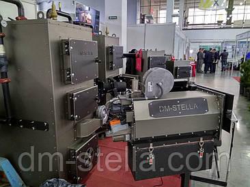 Газогенераторная пеллетная горелка 200 кВт DM-STELLA