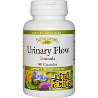 Natural Factors, Средство для улучшения мочеотделения, 90 капсул