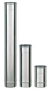 Товщина стінки труби  0,5 мм AISI 304