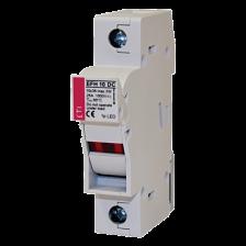 Разъединитель ETI EFH 10 1P-LED  25A 1000V DC, фото 2