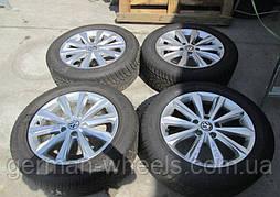 """Колеса ( комплект дисков и шин ) 19"""" Volkswagen Touareg ( Фольксваген Туарег) стиль Salamanca ( Саламанка )"""