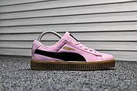 Puma Rihanna Creeper Pink (Реплика)