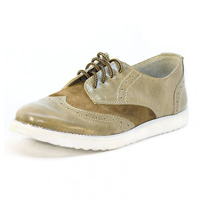 Туфли на шнурках 7932