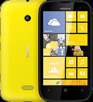 "Nokia Lumia 510 Yellow, дисплей 4"", Windows Phone OS 7.8, камера 5 Mpx, память 4GB, GPS (A-GPS), 3G (WCDMA)., фото 1"