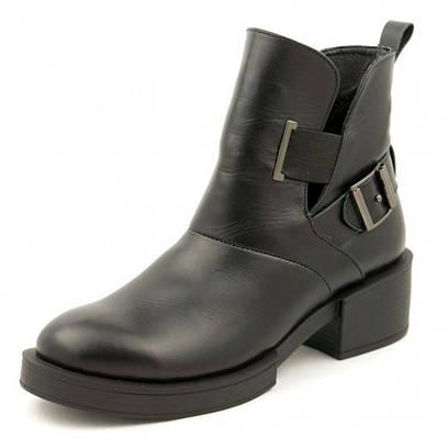 Ботинки кожа 5520
