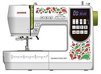 Электронная швейная машина Janome  ES 300