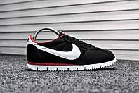Nike Cortez Fly Black/White (Реплика)