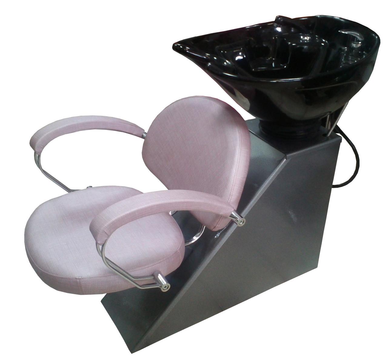 Парикмахерская мойка с креслом CM-01.4