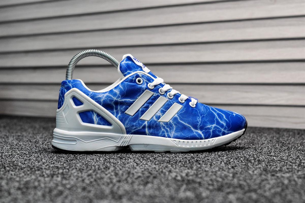 Adidas Flux Blue Sky (Реплика)