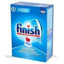 Таблетки Calgonit finish classic для посудомоечных машин 100 шт.