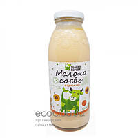 Молоко соевое абрикос Зелена корова 300мл