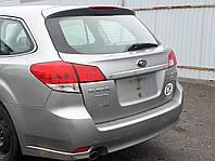 Крышка багажника Subaru Legacy, Outback B14, 2009-2014, 60809AJ0109P, 60809AJ0309P