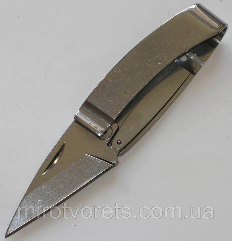 Нож - зажим для денег