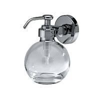 Дозатор мыла в стекляной посуде