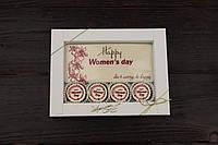 Шоколадный набор конфет womans day, фото 1