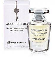 Ив Роше Парфюмированная вода МИНИ Accord Chic 5 мл Yves Rocher