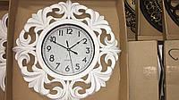 Оригинальные настенные часы (35х35х5 см.)