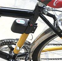 Сигнализация велосипедная противоугонная
