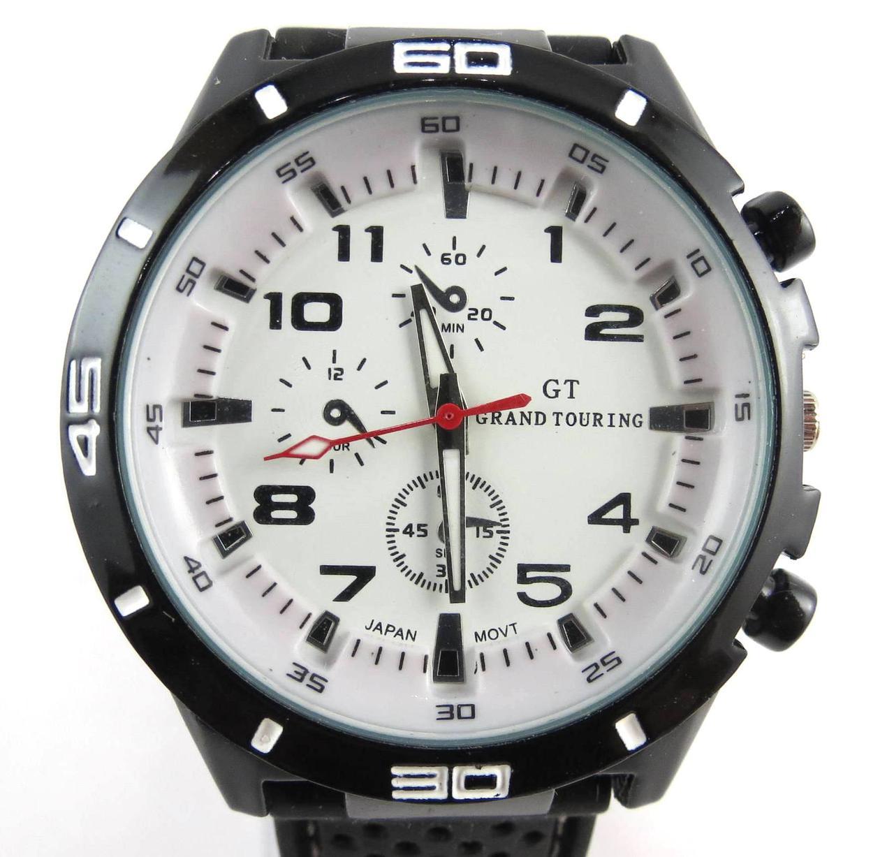 Наручные мужские часы с арабскими цифрами