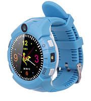 Детские умные часы ERGO GPS Tracker Color C010 - Детский трекер (Blue)
