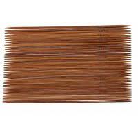 Обугленный Бамбук Вязание Иглы Комплект бежевый дерево