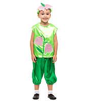 Карнавальный костюм КОЛОКОЛЬЧИК для мальчика 4,5,6,7,8 лет, детский маскарадный костюм КОЛОКОЛЬЧИК