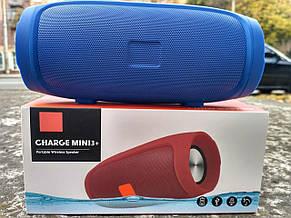 Портативная Bluetooth-колонка JBL CHARGE MINI 3+, фото 2