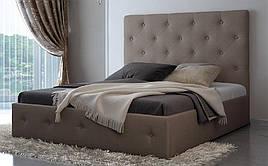 Ліжко м'яка Лафесста Містечко, оббивка на вибір