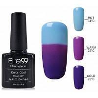 Elite99 10 мл Хамелеон температура изменение цвета гель лак для ногтей