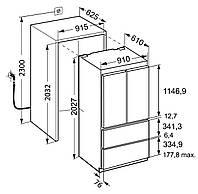 Холодильник Liebherr ECBN 6256, фото 4