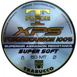 Леска Trabucco T-Force XPS Fluorocarbon 50 м