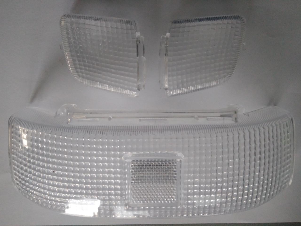 Стекло стоп-сигнала и поворотов HONDA LEAD (белые стекла)