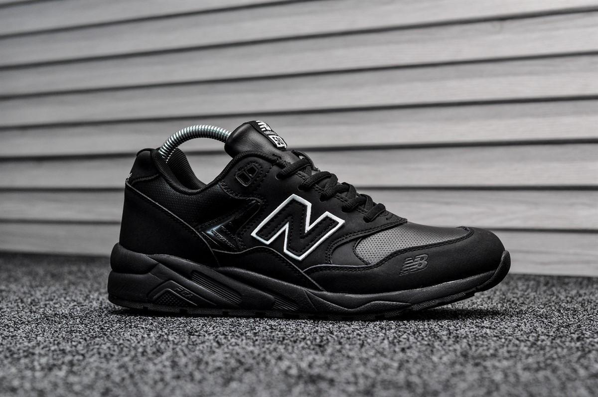 New Balance 580 Black (Реплика)