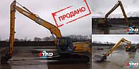 Гусеничный экскаватор KOBELCO SK 250 NLC-6 LONG REACH отправляется к новому владельцу в Днепропетровскую область.