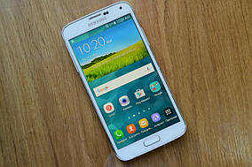 Samsung Galaxy S5 G900P 16Gb White Оригинал!