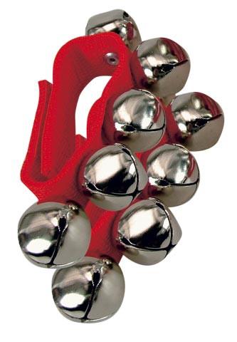 Звоночки на браслете BINO