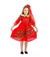 Карнавальный костюм КАРМЕН (ТАНЦОВЩИЦА)