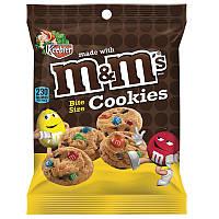 Печенье M&m's bite size cookies 45g