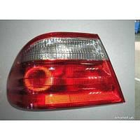Задние фонари на Mercedes W210, не диод