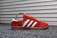 Adidas Hamburg Red White (Реплика)