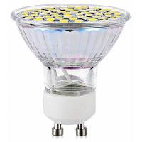 1шт 3.5W светодиодный стеклянный декоративный свет AC 220V GU10