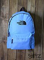 Рюкзак, портфель, сумка The North Face (голубой), Реплика