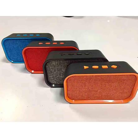 Портативная Bluetooth-колонка Portable stereo speaker H-B18, фото 2